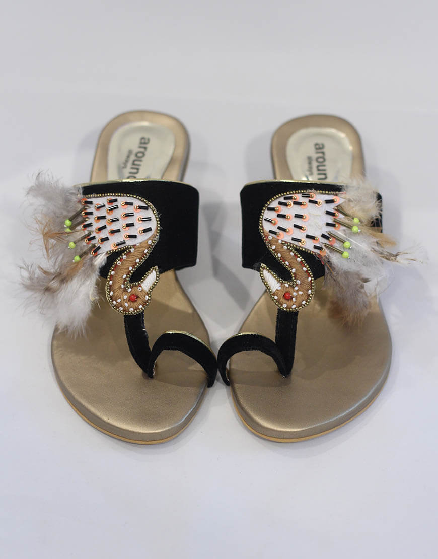 chappals feather flock 001 1