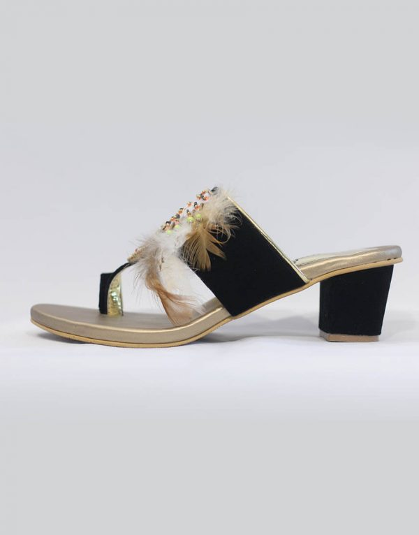 chappals feather flock 003